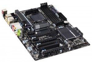 Gigabyte announces the revision 1.2 of their 990FXA-UD3 motherboard 1