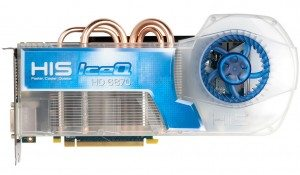 HIS presents another IceQ graphics card with the HD 6870 1