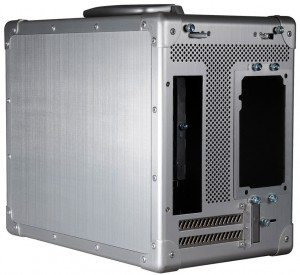 Lian Li's latest mini-ITX chassis announced 2