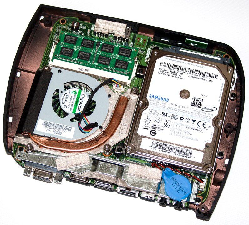Sapphire Edge HD2 Mini PC Review | eTeknix