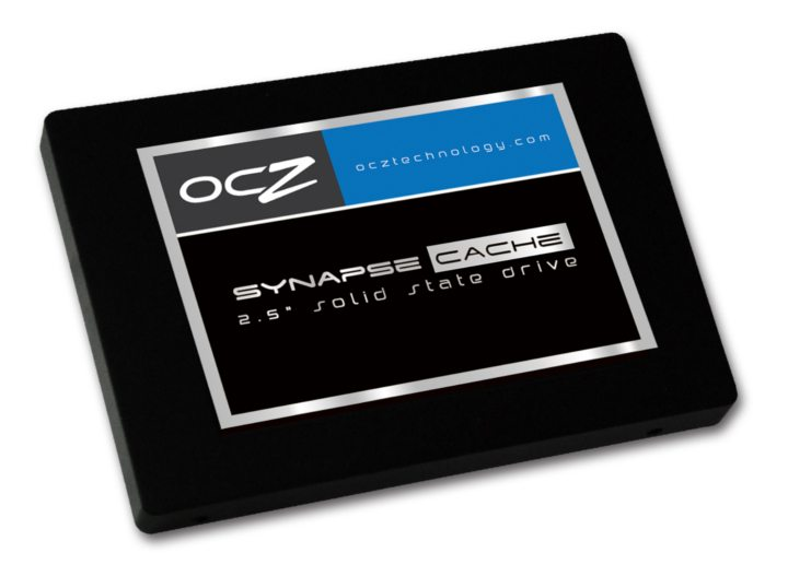 "OCZ launch the Synapse Cache Series 2.5"" SSD's 1"