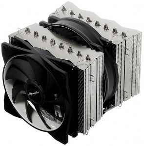 Alpenfohn release their latest K2 Twin-Tower CPU Cooler 1