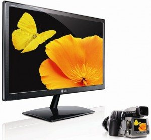 LG starts using the IPS technology on its monitors for a better image quality 1