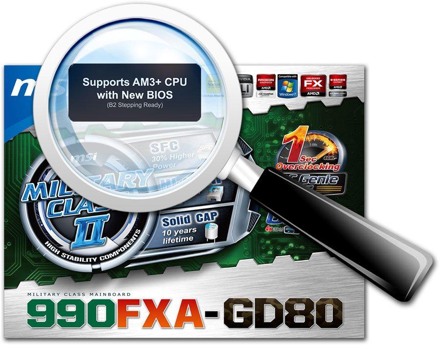 MSI releases 8 core Bulldozer BIOS Update | eTeknix
