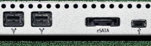 Sonnet present the Fusion F2QR portable dual-HDD RAID storage system 2