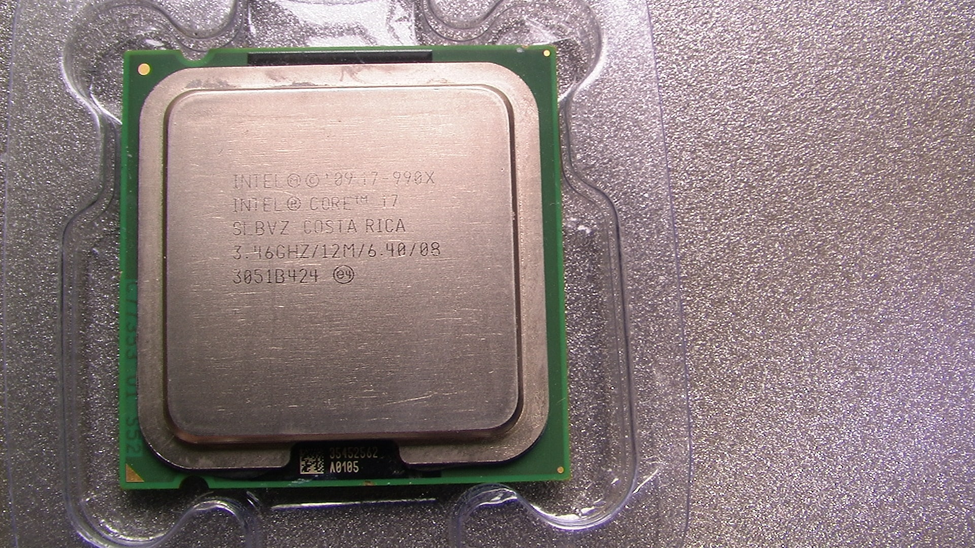 Unknowing buyer shells out for Fake i7 990X | eTeknix