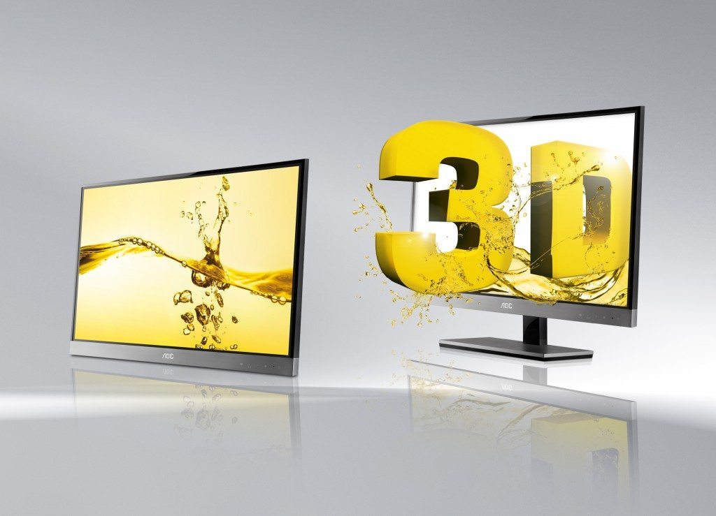 AOC will mark its presence at CeBIT 2012 | eTeknix