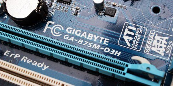 Gigabyte B75M-D3H Motherboard Sandy Bridge Review   eTeknix