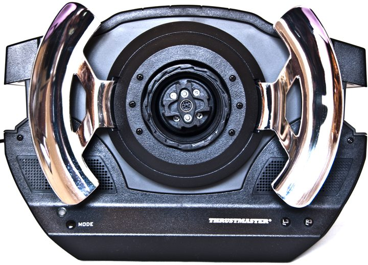 Thrustmaster T500 RS Racing Wheel + Ferrari F1 Wheel Attachment PS3