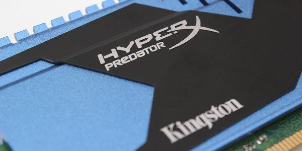 Kingston HyperX Predator DDR3 2400MHz 8GB Memory Review 1