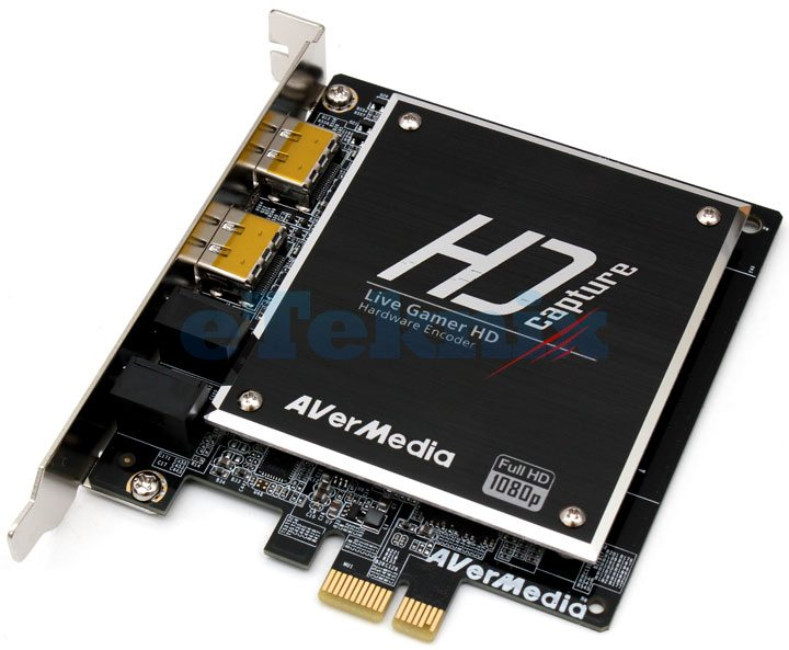 AVerMedia RECentral Live Gamer HD Capture Card Review | eTeknix