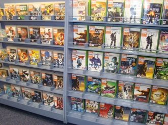 used games