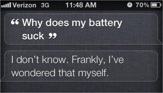Siri-Battery-Response