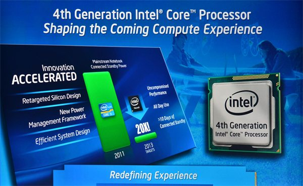 "Intel ""Haswell"" Core i7 4770K Performance Preview 