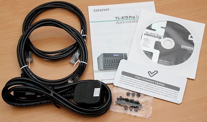QNAP TS879-Pro 8-Bay NAS Review | eTeknix