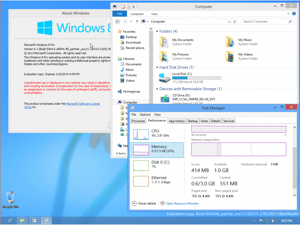 Windows Blue Reportedly Leaked | eTeknix