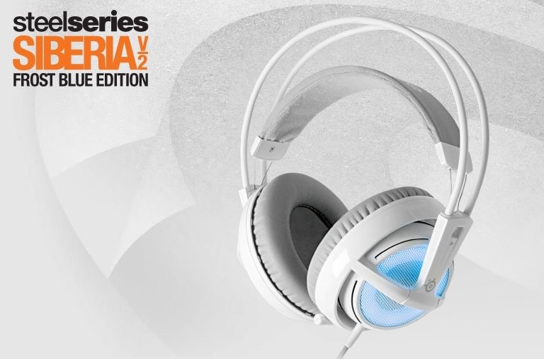 0fcc40dece8 Steelseries Siberia V2 PC Headset Frost Blue Special Edition Review |  eTeknix