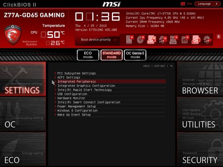MSI Z77A-GD65 Gaming (Z77) Motherboard Review | Page 3 of 13 | eTeknix