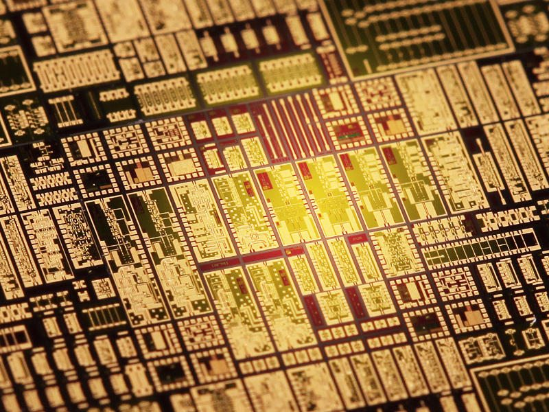 High Frequency Chip