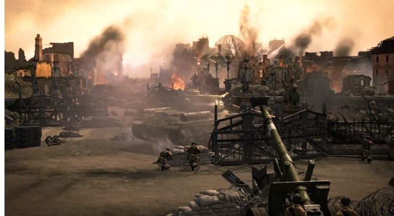 company_of_heroes_2_cinematic_trailer