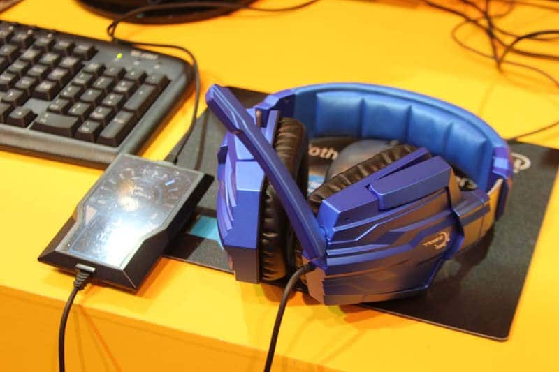 Computex: G SKILL Display Ripjaws R71 Gaming Headset | eTeknix