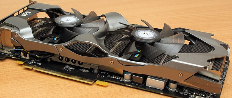 KFA2 GeForce GTX 760 EX OC 2GB Graphics Card Review | Page ...