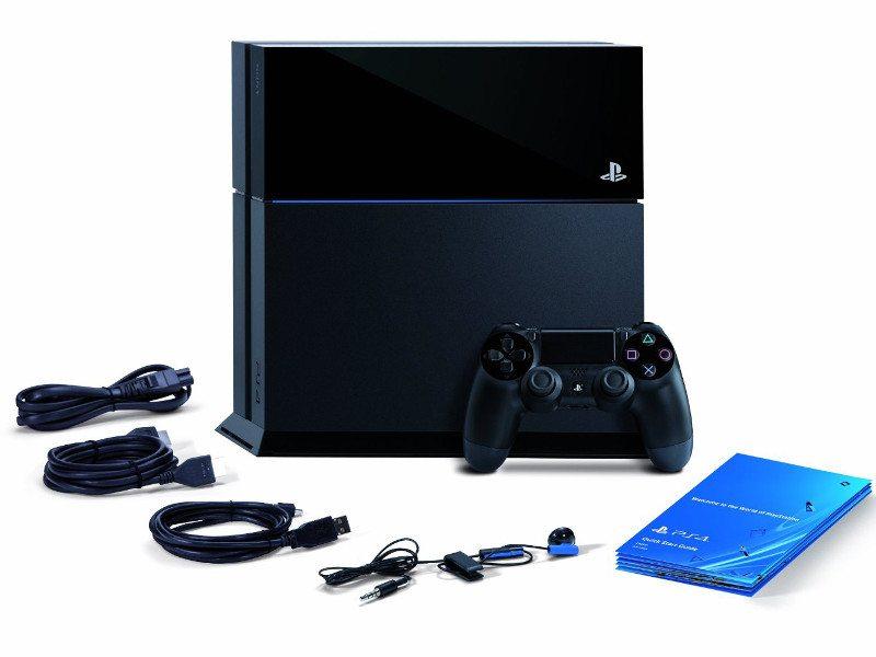 PS4-contents