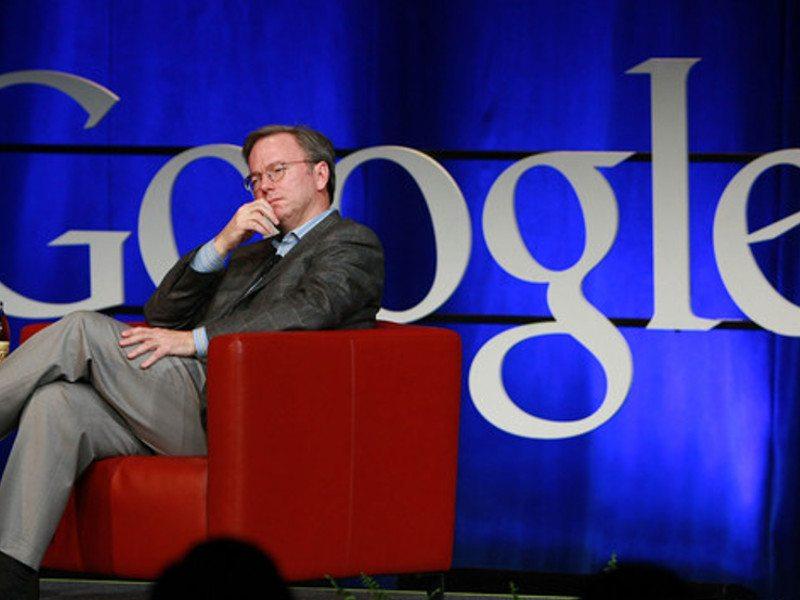 Google-CEO-Eric-Schmidt