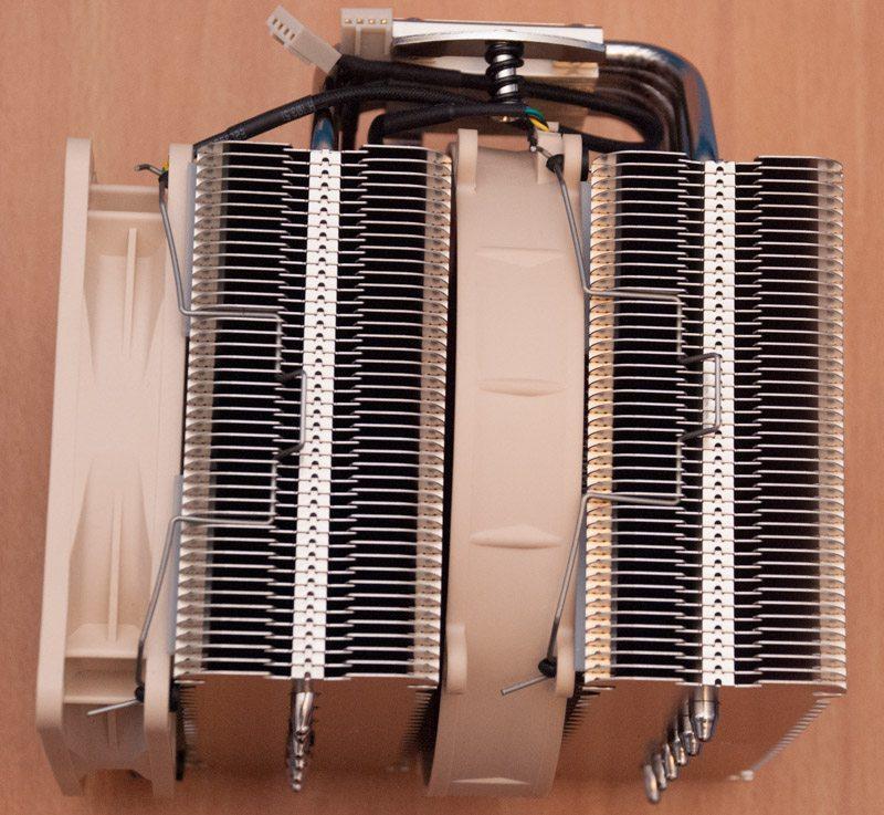 Noctua NH-D14 SE2011 CPU Cooler Review | eTeknix