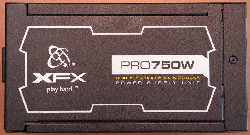 Xfx pro series black edition 850w photos.