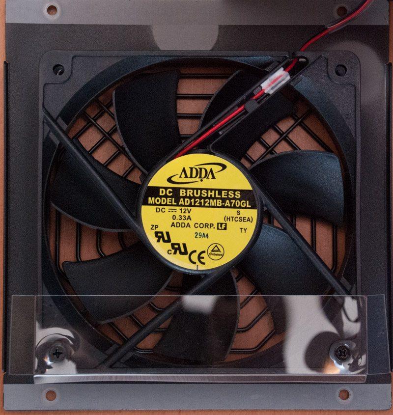 XFX Pro 750W BE Interior (2)