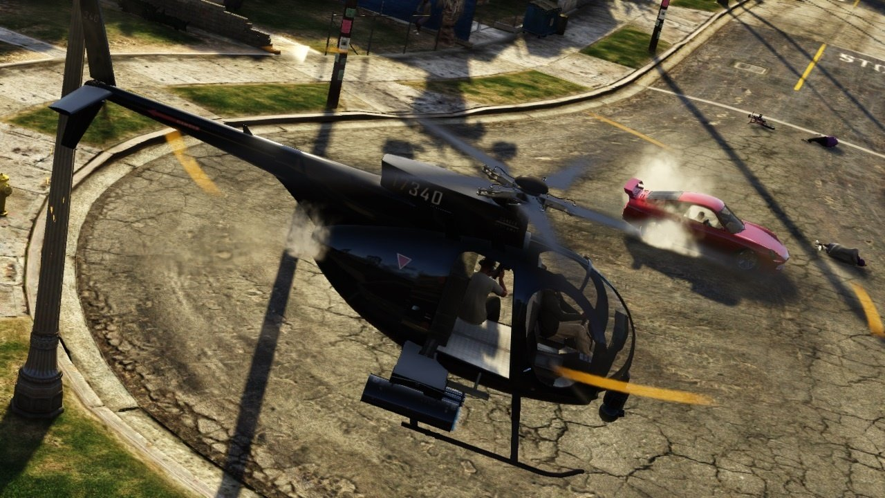 GTA V Online Screenshots and Gameplay Trailer Revealed | eTeknix