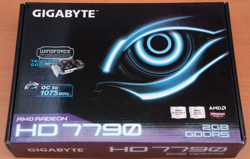 Gigabyte HD 7790 WindForce OC 2GB Graphics Card Review | eTeknix