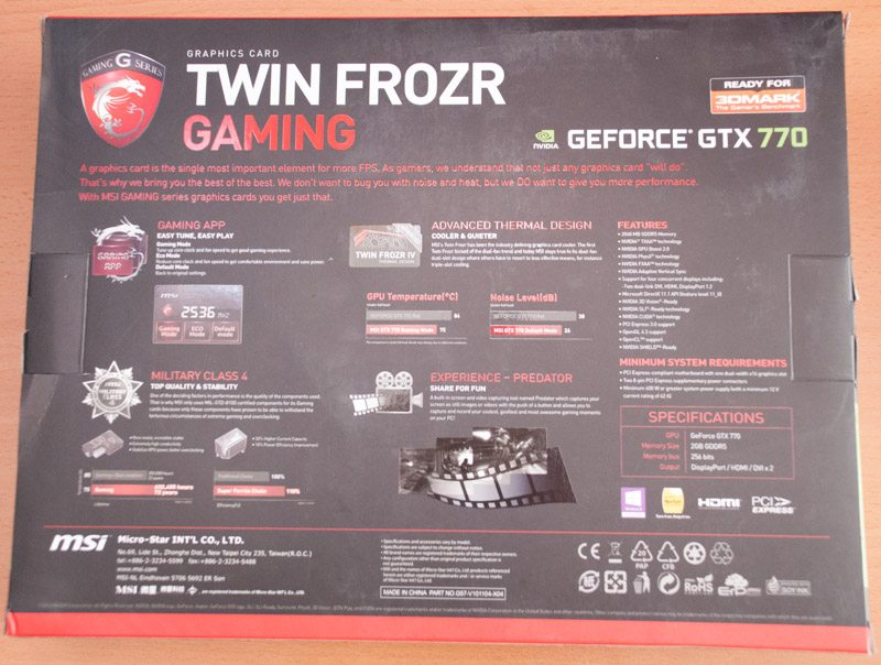 MSI GTX 770 TF Gaming OC (2)