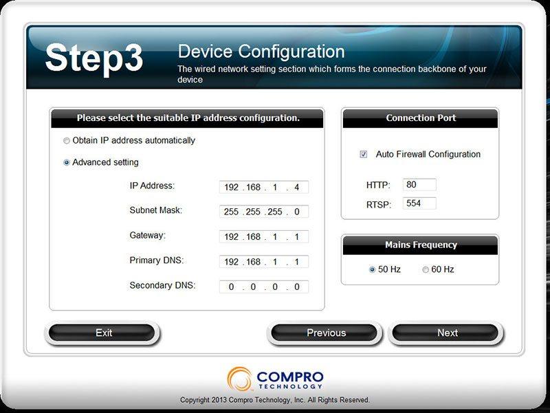 Compro TN60W Cloud IP Camera Review 5