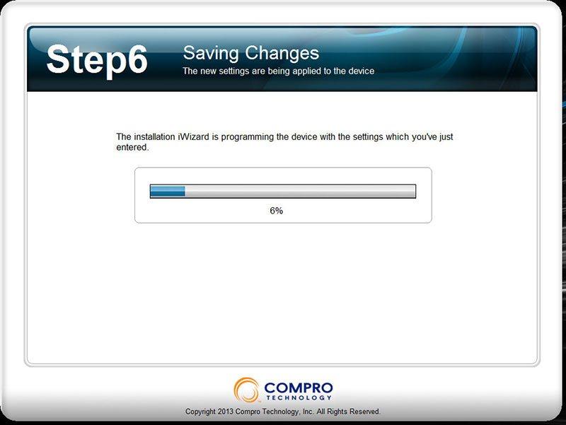 Compro TN60W Cloud IP Camera Review 8