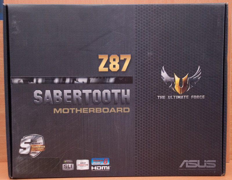 ASUS Sabertooth Z87 (2)