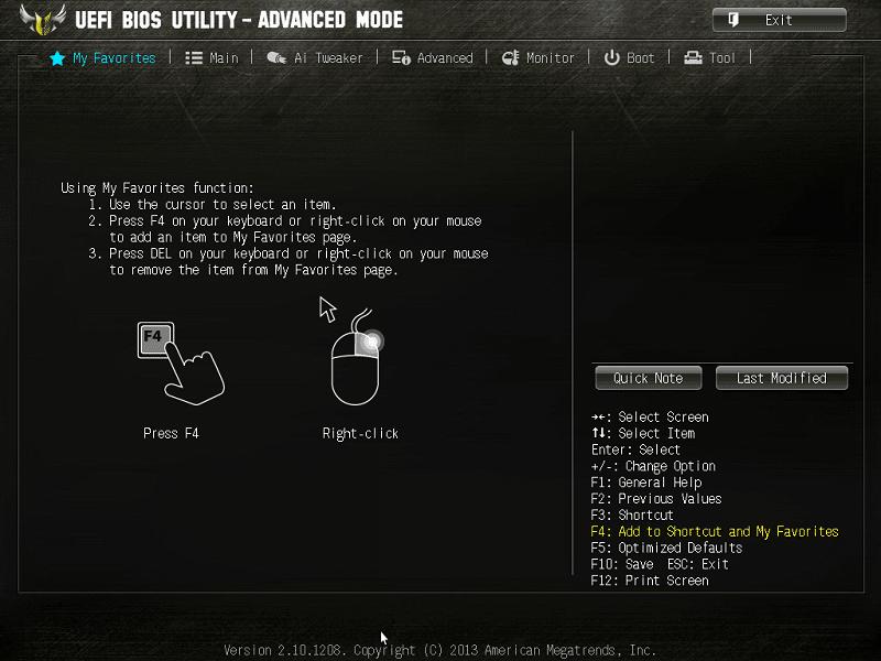 ASUS Z87 BIOS (5)
