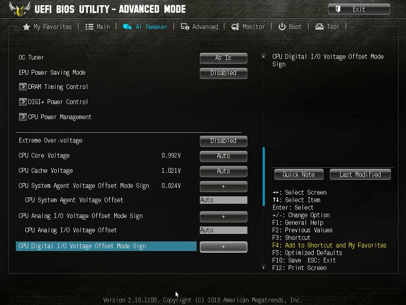 ASUS Z87 BIOS (7)