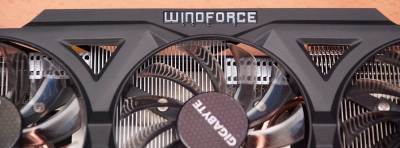 Gigabyte R9 270X WindForce OC 2GB Review | eTeknix