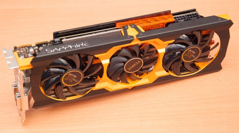 Sapphire R9 280x Toxic Edition 3gb Review Eteknix