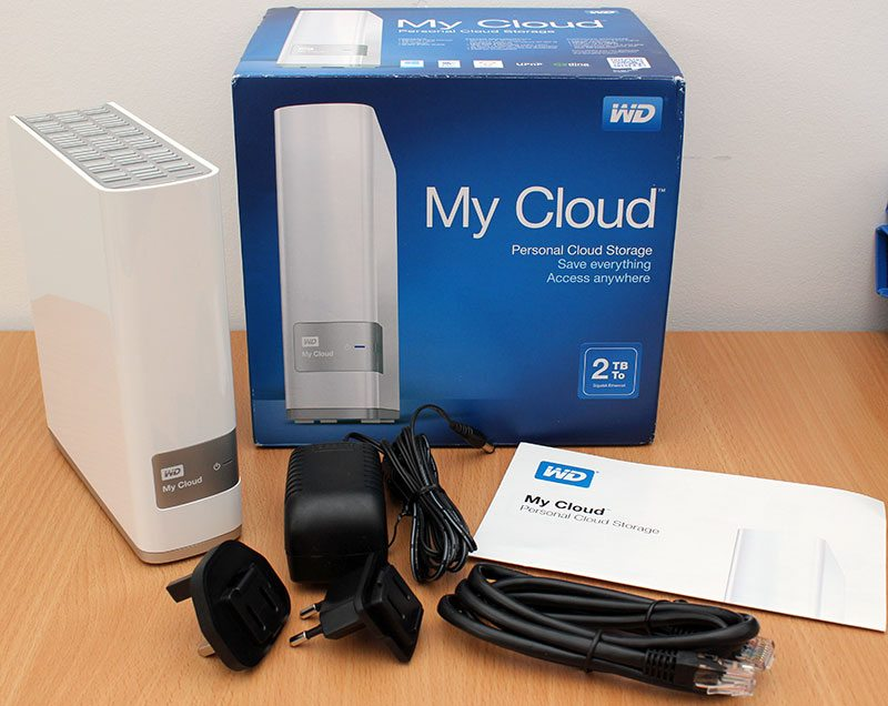 Western Digital My Cloud 2TB Review | eTeknix
