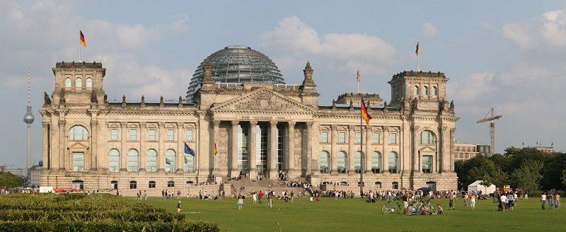 german-reichstag-building