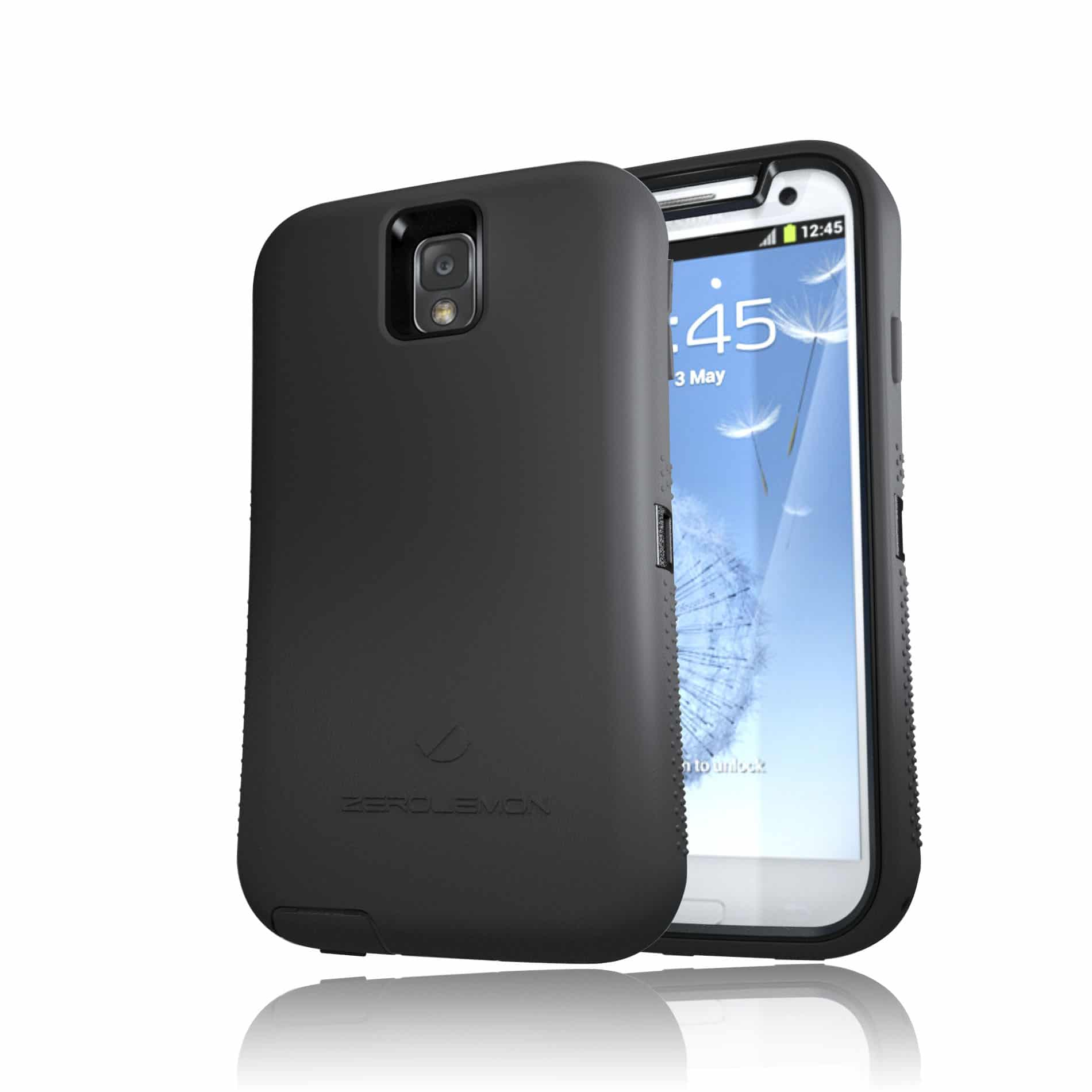 purchase cheap f89ca cf4ba 10,000 mAh Extended Battery Rugged Case Released By ZeroLemon For ...