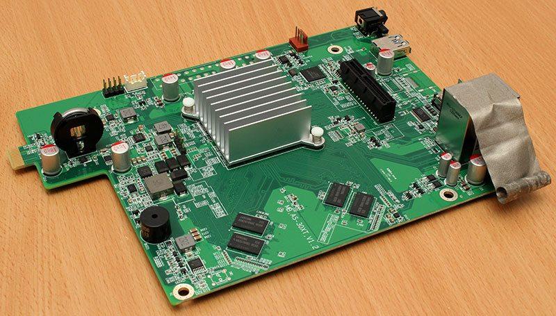 AsustorAS302T_PCB_Front