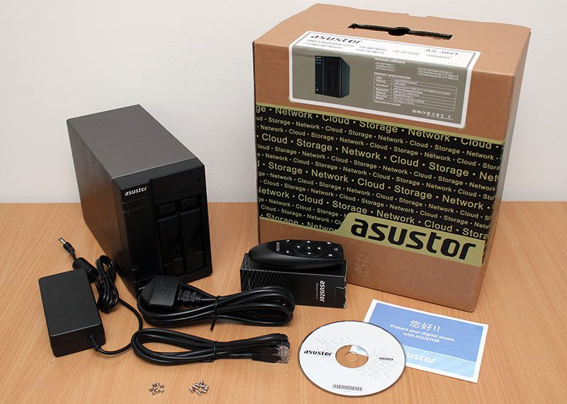 AsustorAS302T_Package
