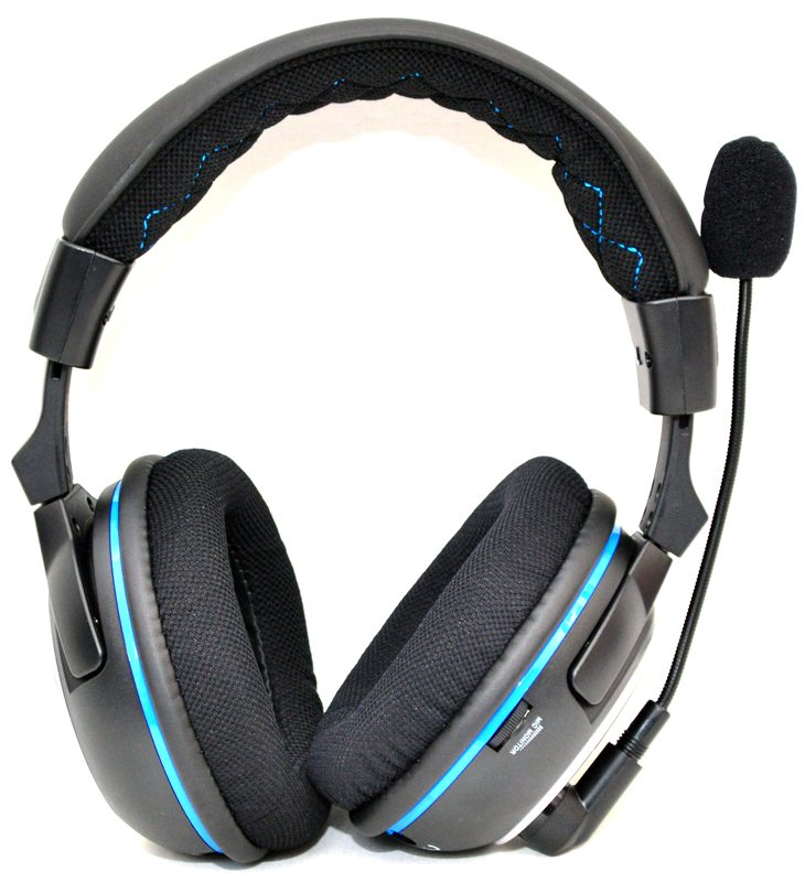 Turtle Beach PS4, PS3 & Mobile Ear Force PX4 Wireless ...