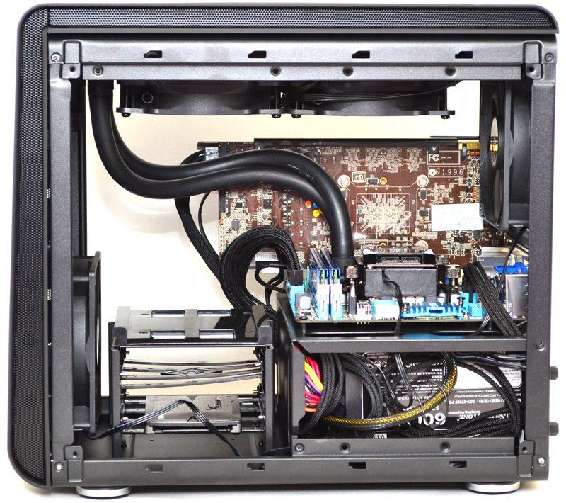 BitFenix Phenom Mini-ITX Chassis Review | Page 4 of 5 | eTeknix