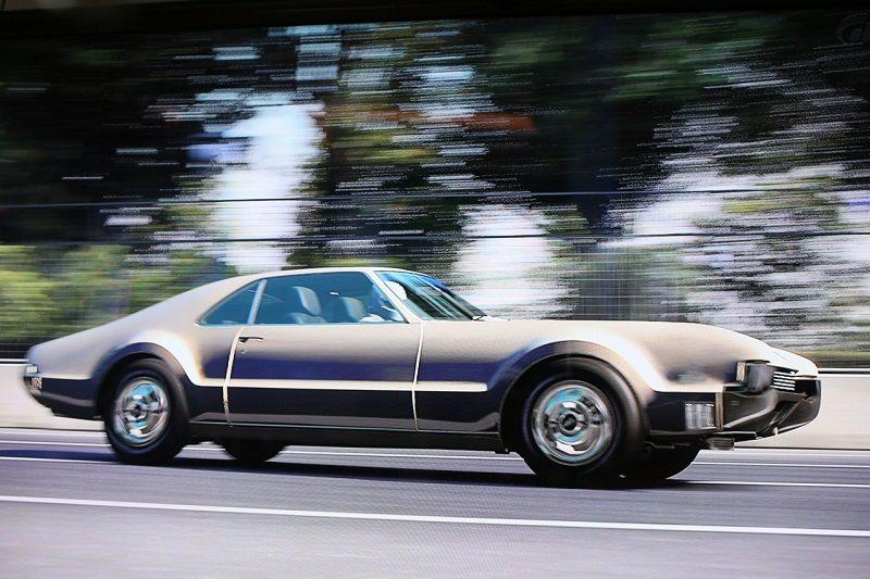 Jay Leno Oldsmobile Toronado_1386606500
