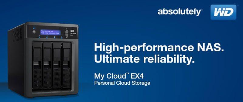 Western Digital EX4 8TB 4-bay My Cloud NAS Review | eTeknix